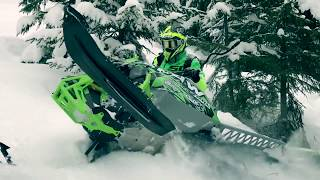 Mountain Snowmobile of the year 2018 teaser