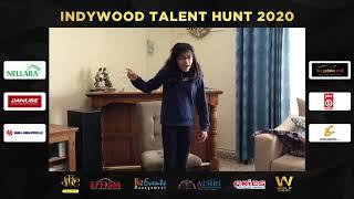 Krishaa Mihir Patel | Indywood Talent Hunt 2020 | Monodrama - Acting Competition