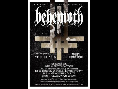 Behemoth @ Kentish Town Forum 8th February 2019 Full Set Audio Only Remaster