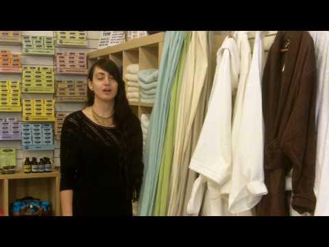 Hemp Shower Curtains