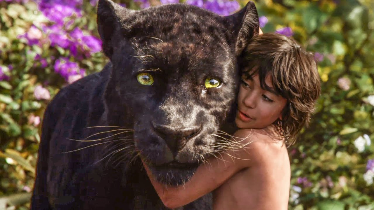 Download THE JUNGLE BOOK All Movie Clips (2016)