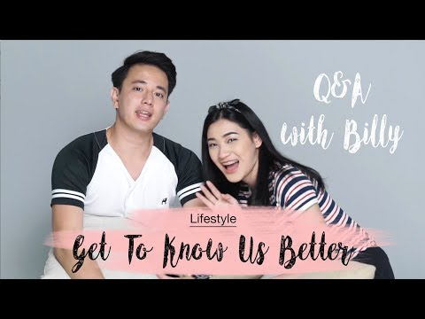 GET TO KNOW US BETTER | Q&A with Billy Davidson