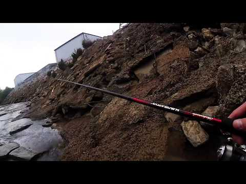 Panfishing In A Creek (Sort Of)