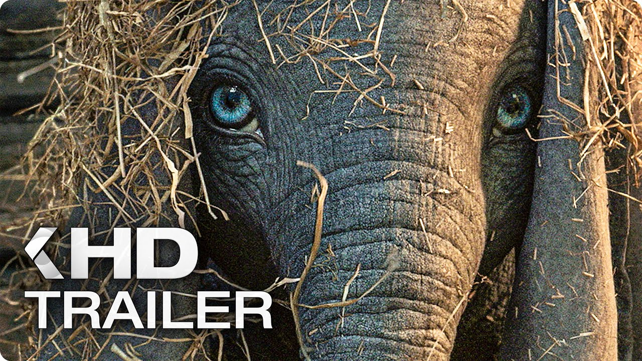 Dumbo Trailer Deutsch