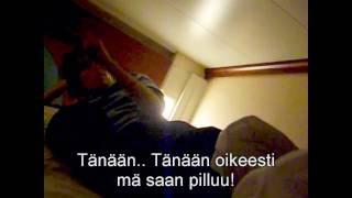 Repeat youtube video Kännissä ruotsinlaivalla 2 - Osa: 2/2 -