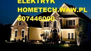 obsadzanie puszek elektrycznych, elektryk , warszawa , instalacja elektryczna w domu , płock