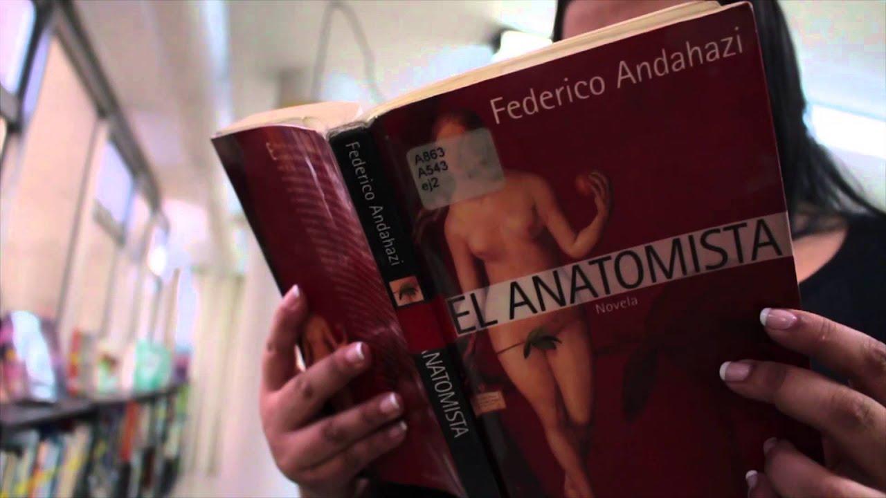 El anatomista el bibliotecario recomienda