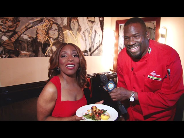Cook-Up with Chef Patrick 2018 | Promo