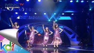 JKT48 Halloween Night Dangdut - KDI Star (4/9)
