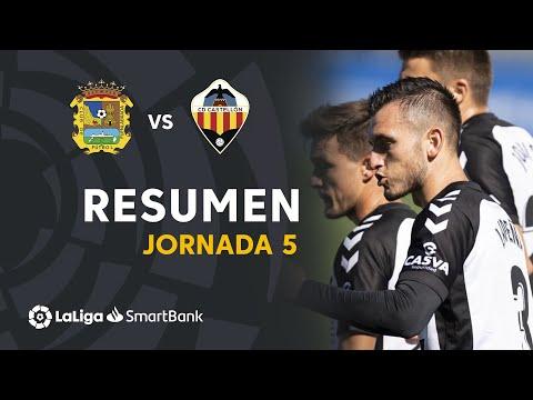 CF Fuenlabrada Castellon Goals And Highlights