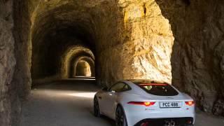 all new 2014 jaguar f type coupe v6 s 380 ps white part 2