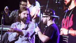 Andy Mineo and Third Day at Rock n Roadshow 2014