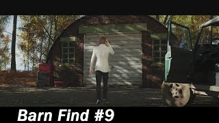Forza Horizon 4 - Barn Find #9
