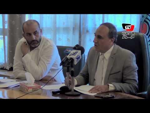 نقيب الصحفيين: جر النقابة لأزمة «تيران وصنافير» غير مقبول  - 17:22-2017 / 6 / 13