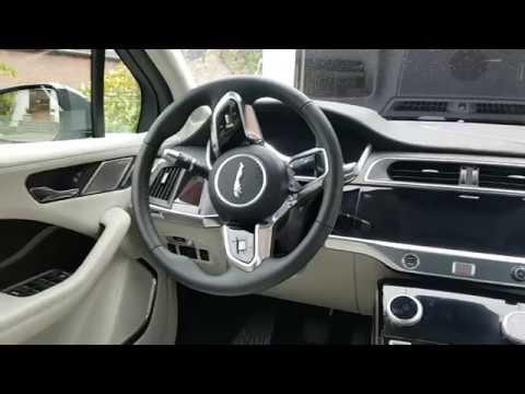 Jaguar I Pace HSE First Edition