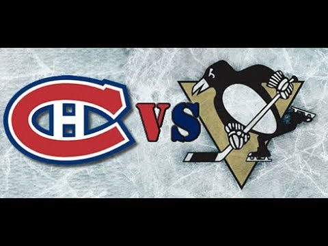 Montreal Canadiens Vs Pittsburgh Penguins 5 1 Oct 6