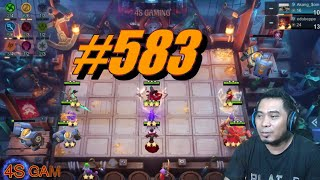 TOP 1 MAGIC CHESS || MYTHIC PRO || #583