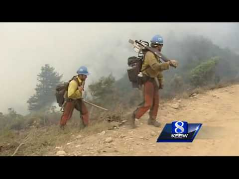 Many Big Sur parks, campgrounds still closed because of Soberanes Fire