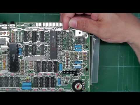 ZX Spectrum 48K - How to replace the ROM with an EPROM