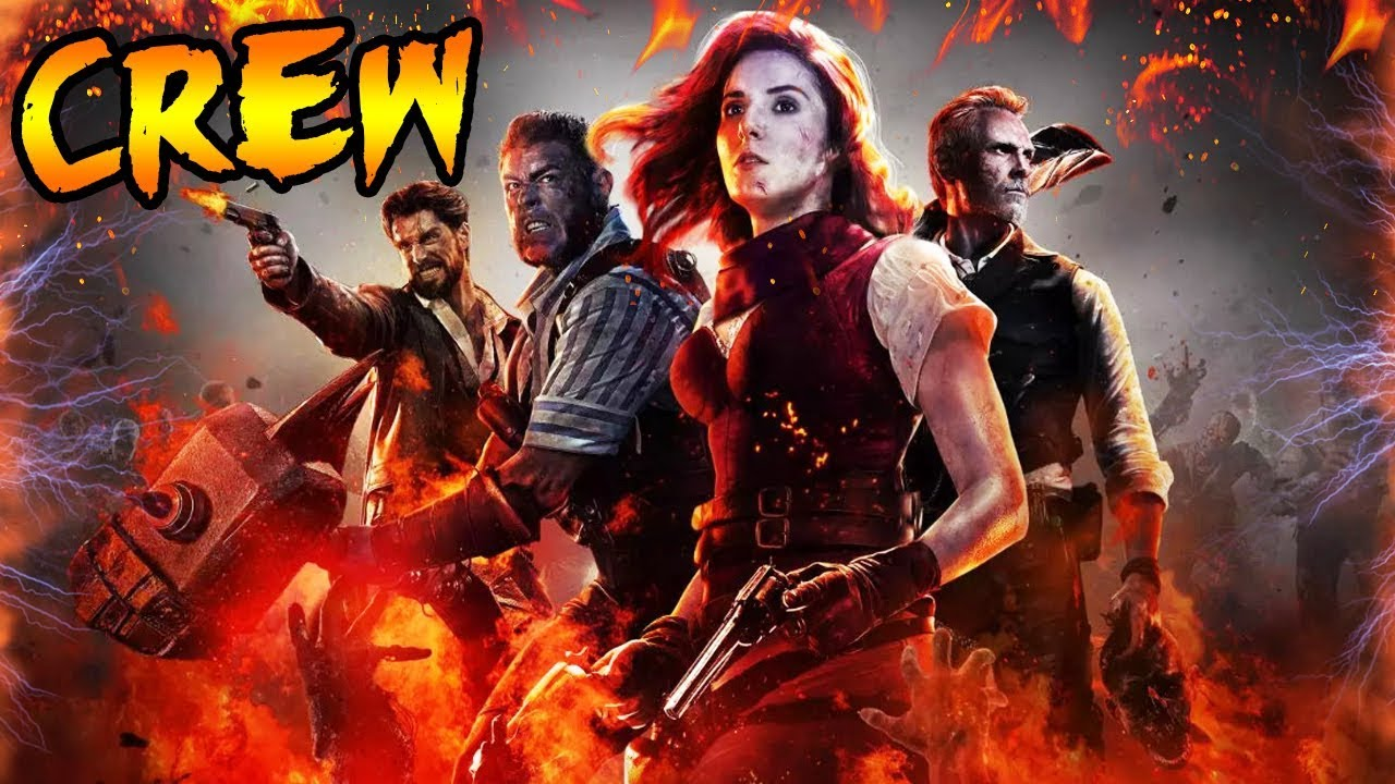 Black Ops 4 Zombies CHARACTERS Stories! Blood Of The Dead