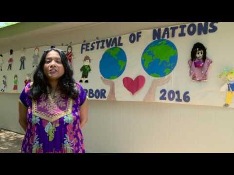 Arbor Montessori Academy - Festival of Nations Highlights 2016