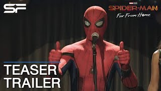 Spider-Man: Far From Home | Official Teaser Trailer ตัวอย่าง ซับไทย
