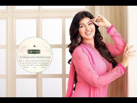 Latest Indian Dresses Collections 2017 || Ayesha Takia SALWAR KAMEEZ  ||SHALIKA FASHION ADAA VOL 3