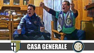 La reazione degli interisti al GOAL DI LAUTARO IN PARMA-INTER 0-1 - LIVE REACTION a Casa Generale