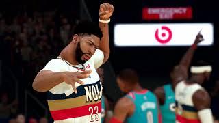 NBA 2K19 MyTEAM – Anthony Davis 20th Anniversary Packs   PS4