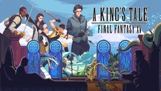 A King's Tale: Final Fantasy XV Game Review (PS4) (HD Gameplay) (2016)