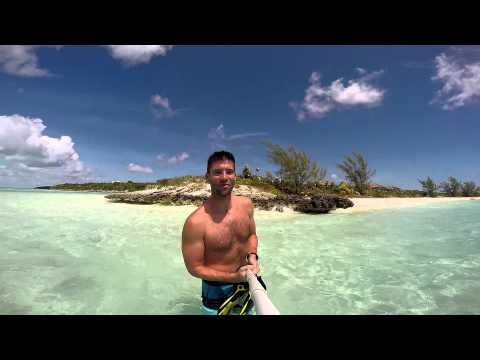 GoPro Great Exuma, Stocking Island, Chat n Chill, Bahamas 2015 - Justin&Erin