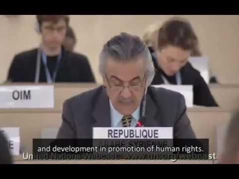 "Libya and UN ""Human Rights"" Council"