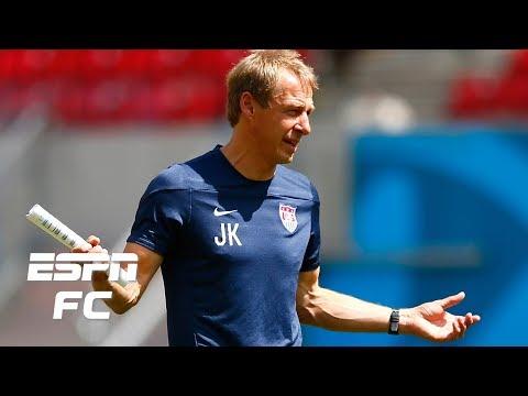 FC Pundits Left SPEECHLESS By Jurgen Klinsmann's World Cup Claim | ESPN FC