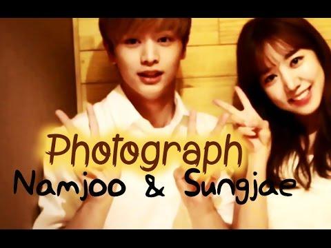 Namjoo & Sungjae - Photograph  [Sub esp + Rom + Han]