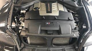 САаамый дешёвый BMW Х6 М! Трудный выбор ! Первый осмотр