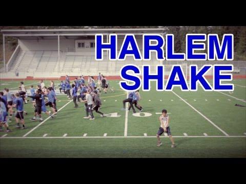 Curtis High School: Track & Field Harlem Shake