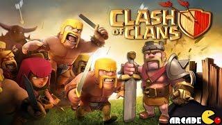 Clash of Clans Clan Wars Barbarian King vs Barbarian King