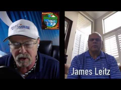 James Leitz Episode 86 Breaking Par with Bernard Sheridan