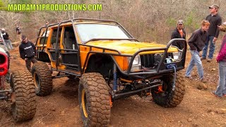 SUPER CLEAN JEEP XJ ROCK CRAWLER