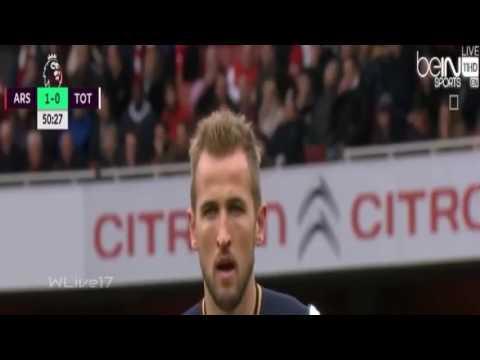 Download Arsenal vs Tottenham Hotspur 1 1 All goals & Full Highlights   Premier League 6-nov 2016