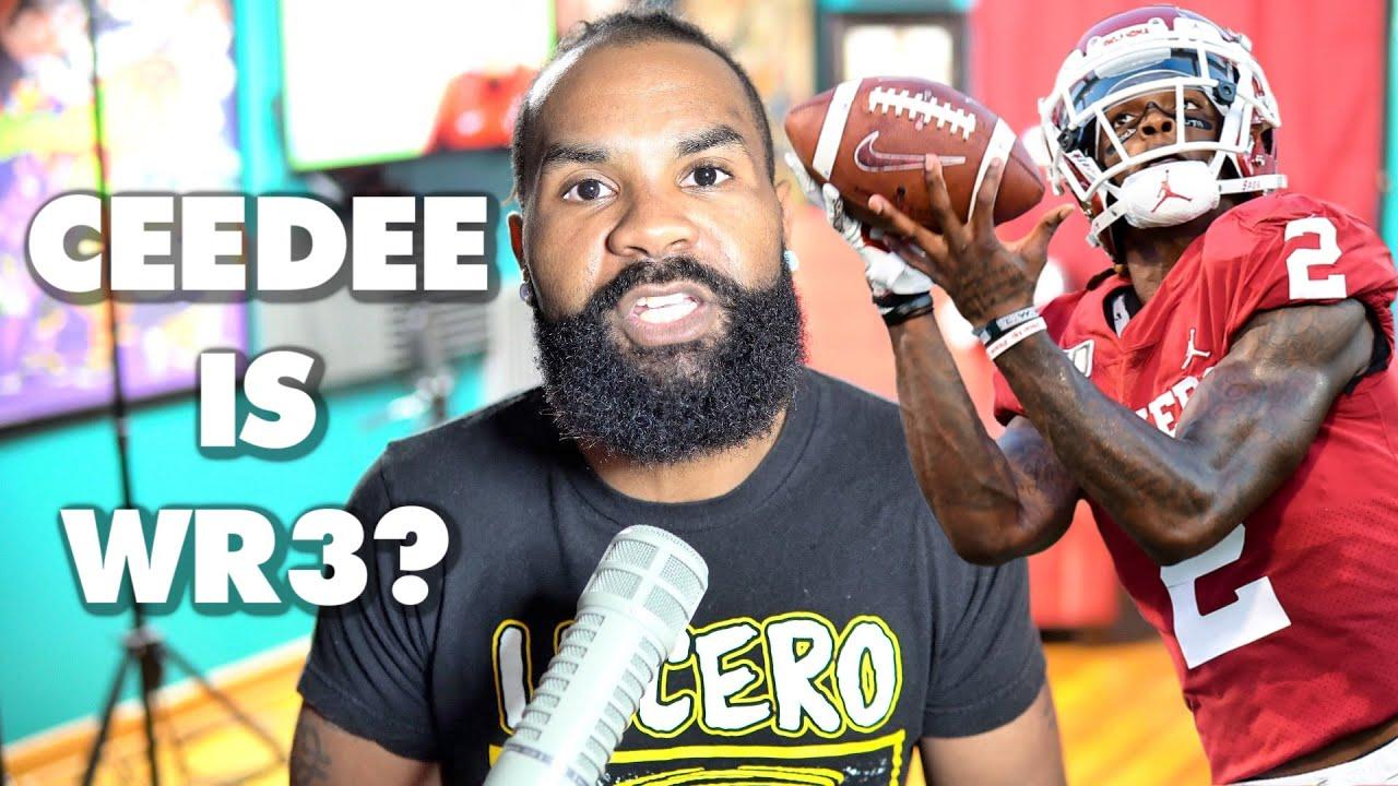 Cowboys' CeeDee Lamb 'surprised' by draft, chooses jersey number ...