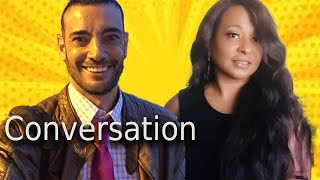 Conversation with Sharrell's World and John Yates