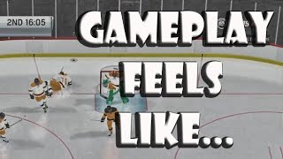 NHL 19 Gameplay Review of The FEEL of The Game