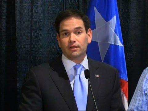 Rubio Sets His Sights on Florida, Puerto Rico