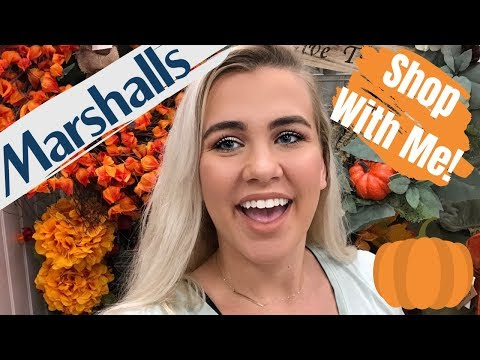 Shop With Me - Marshalls (Not so friendly cashier) | Paige Koren