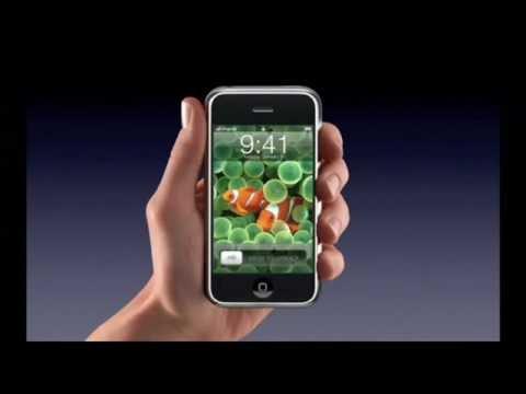 Steve Jobs 1st iPhone Presentation 2007 HD