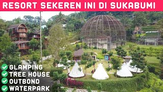 Wisata Bagus dan Lengkap di Sukabumi   Sparks Forest Adventure Resort   Hotel Review