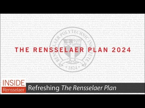 Inside Rensselaer: June 14, 2013