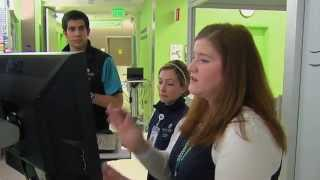 Working as a Critical Care Pharmacist at Seattle Children's Hospital