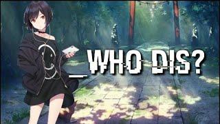 「Nightcore」☛ WHO DIS? | SECRET NUMBER(시크릿넘버)
